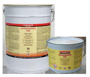 Εποξειδικό υδατοδιαλυτό αστάρι, Epoxyprimer 500