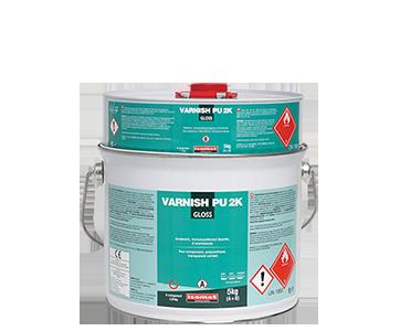 πολυουρεθανικό βερνίκι, VARNISH PU 2K GLOSS