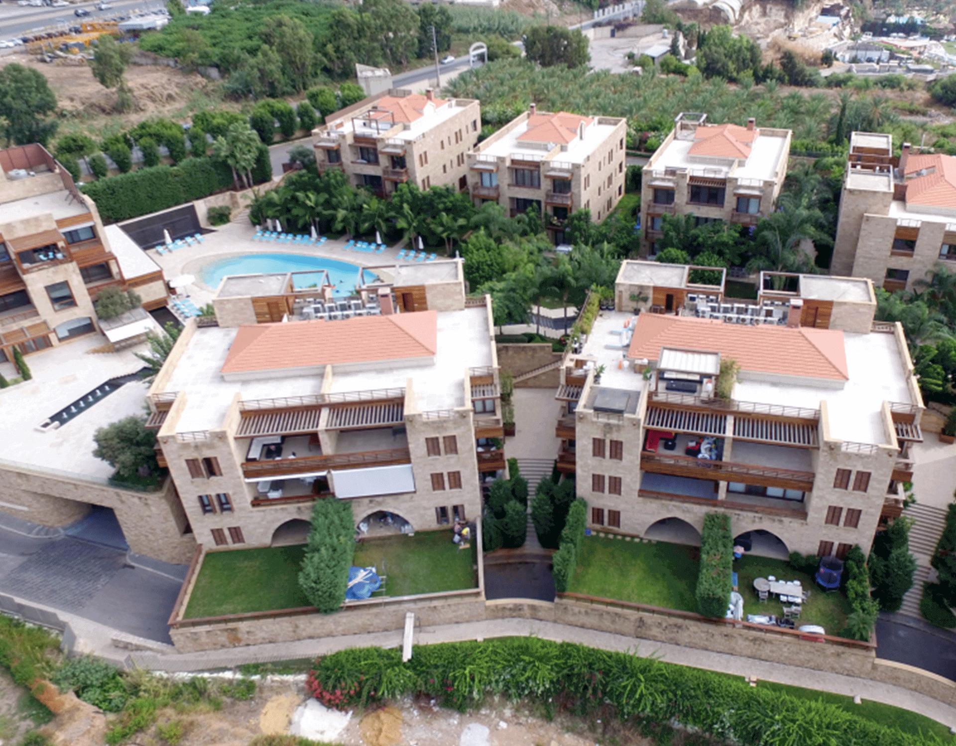 BYBLOS BEACH VILLA PROJECT BYBLOS LEBANON