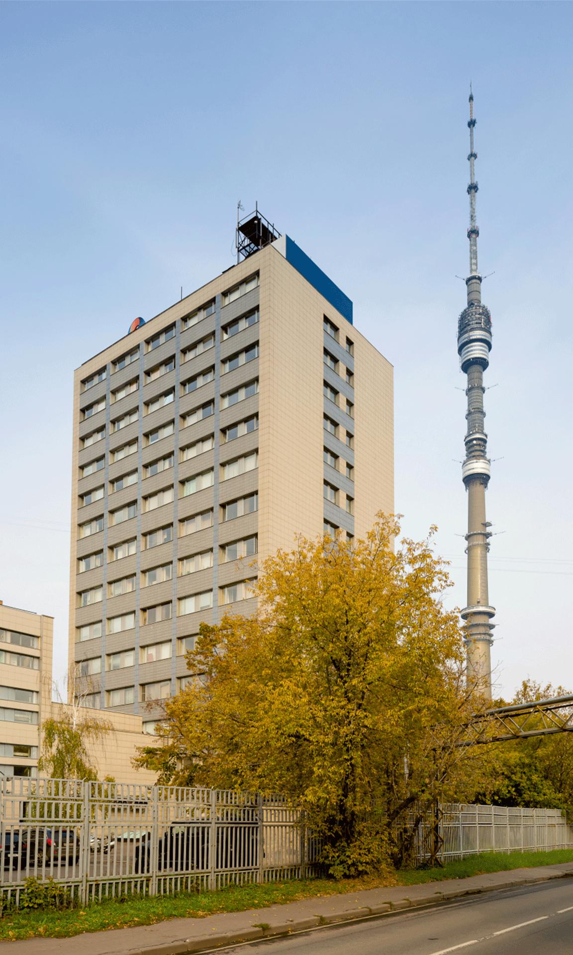 RUSSIAN TELECOMMUNICATION DUBOVOJ ROSHI STREET