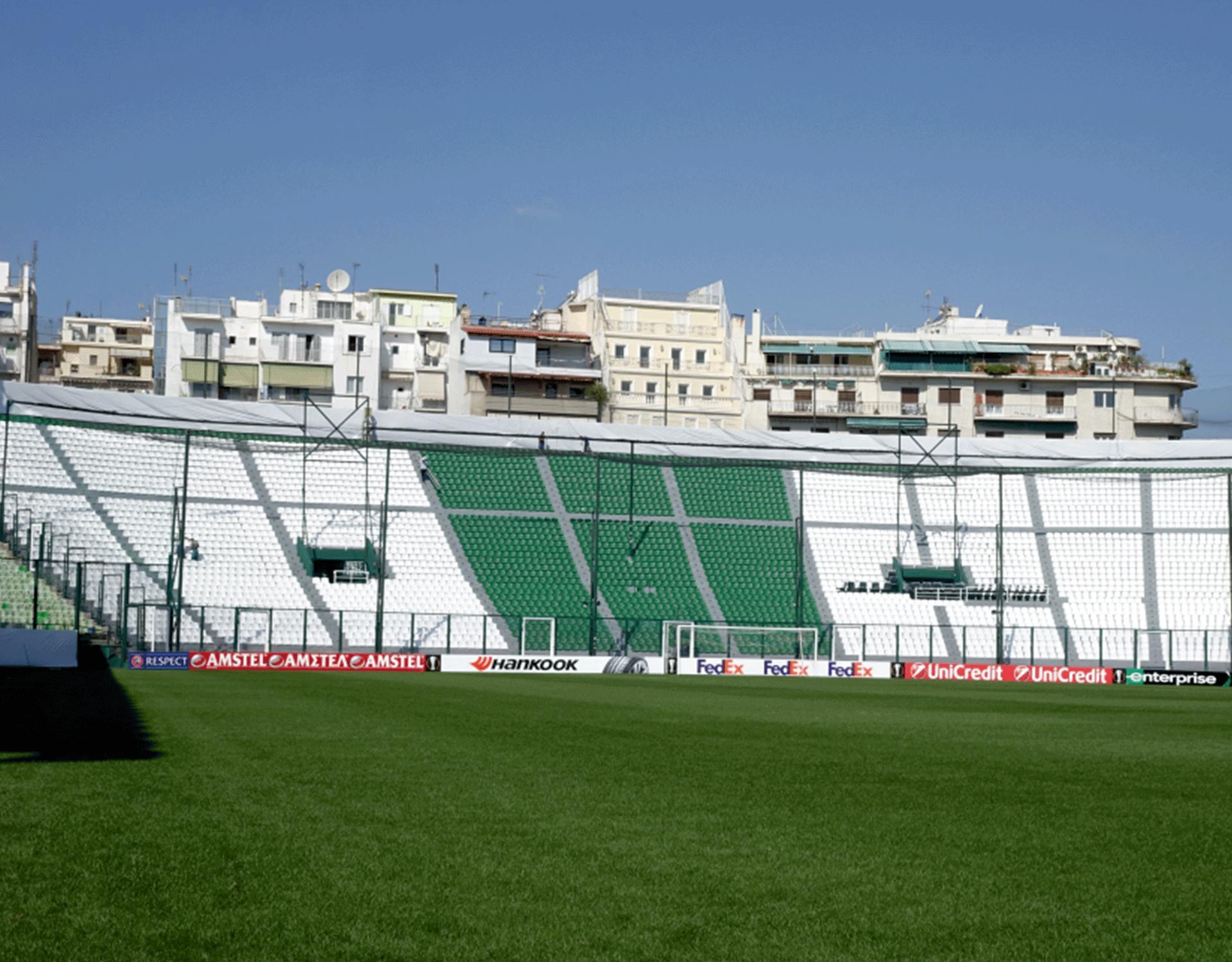 STADIUM OF PANATHINAIKOS ATHENS