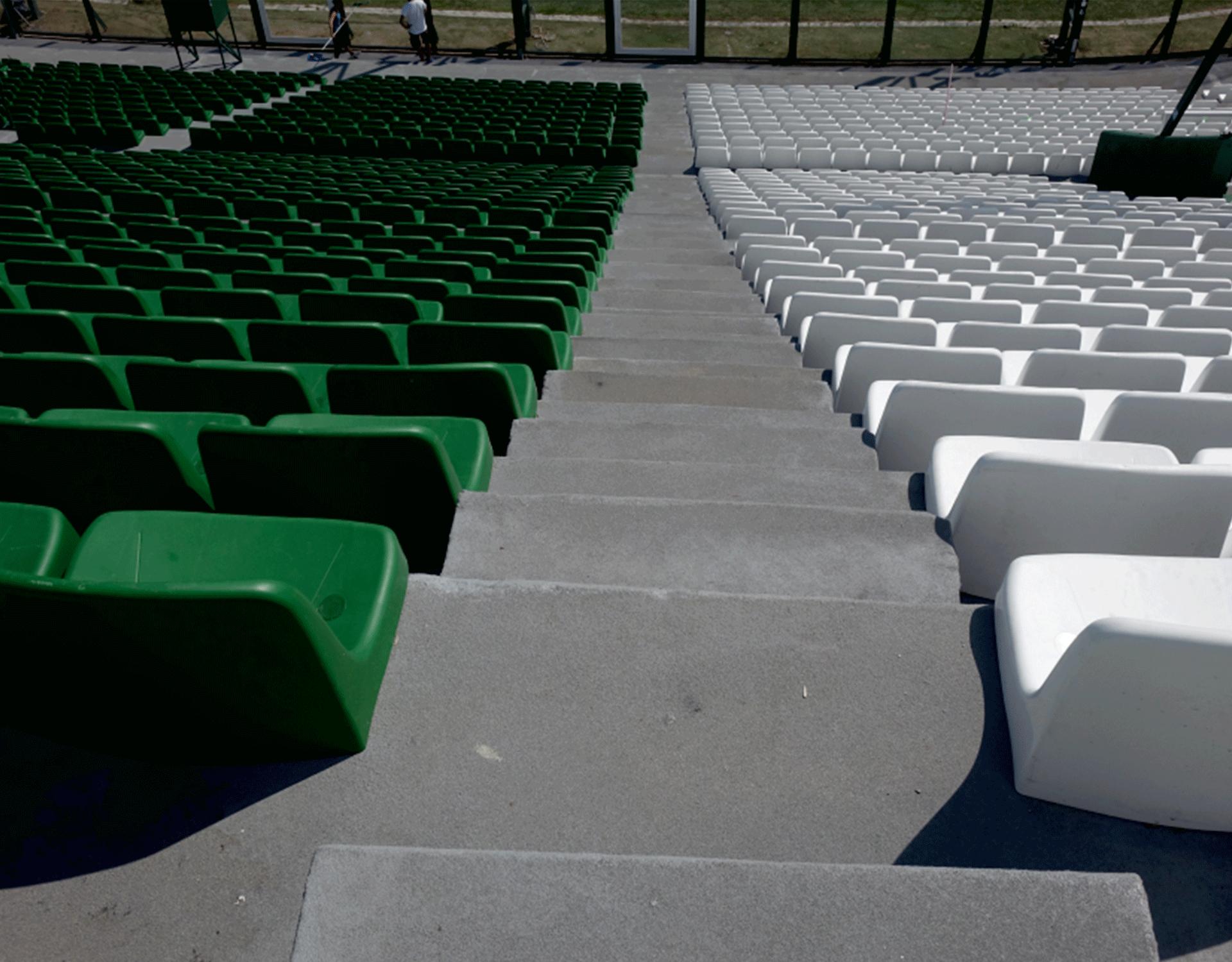 Γήπεδο Παναθηναϊκού Κερκίδες