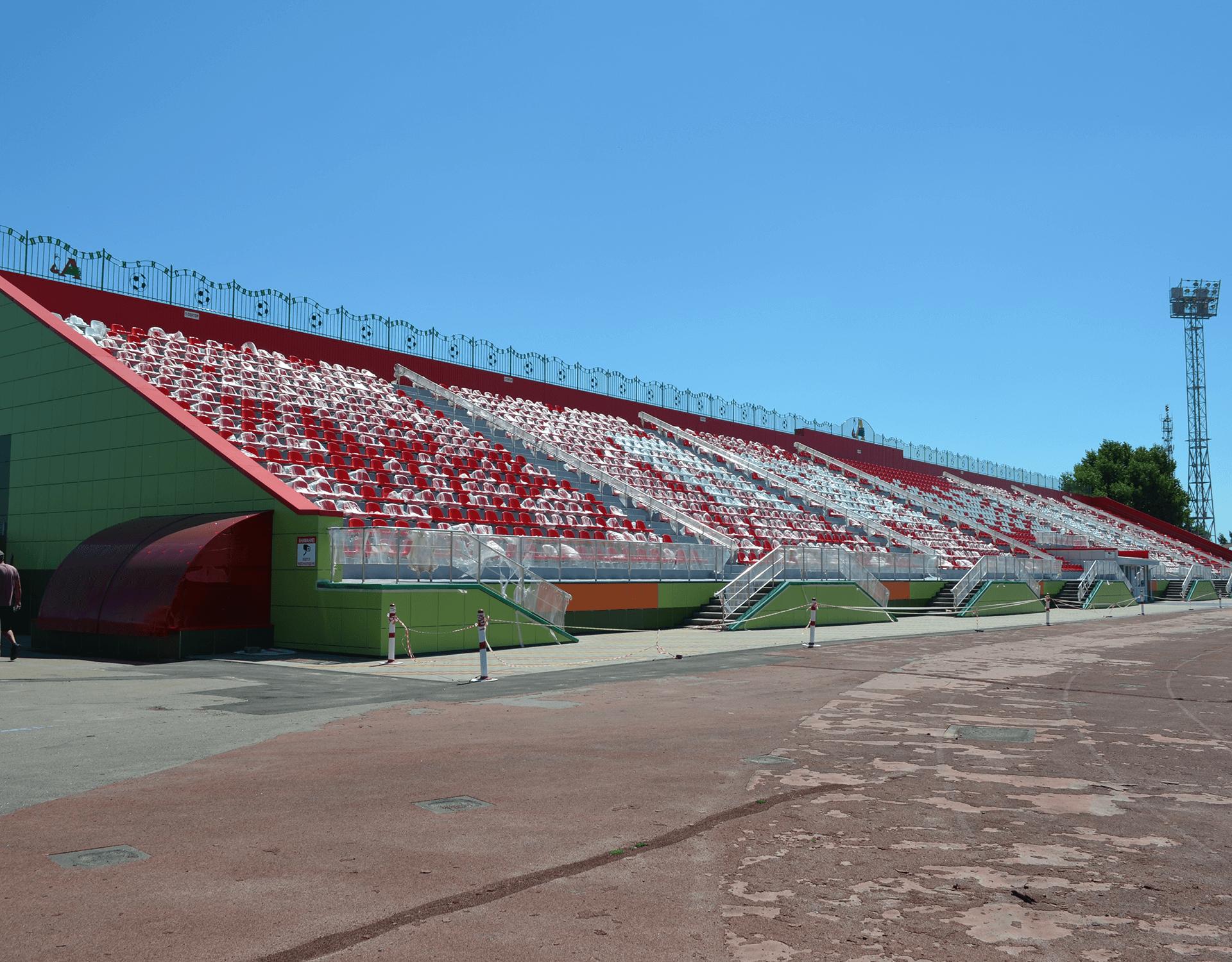Γήπεδο Lokomotiv