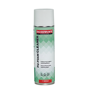 ISOMATPU FOAM CLEANER ειδικό καθαριστικό αφρού πολυουρεθάνης